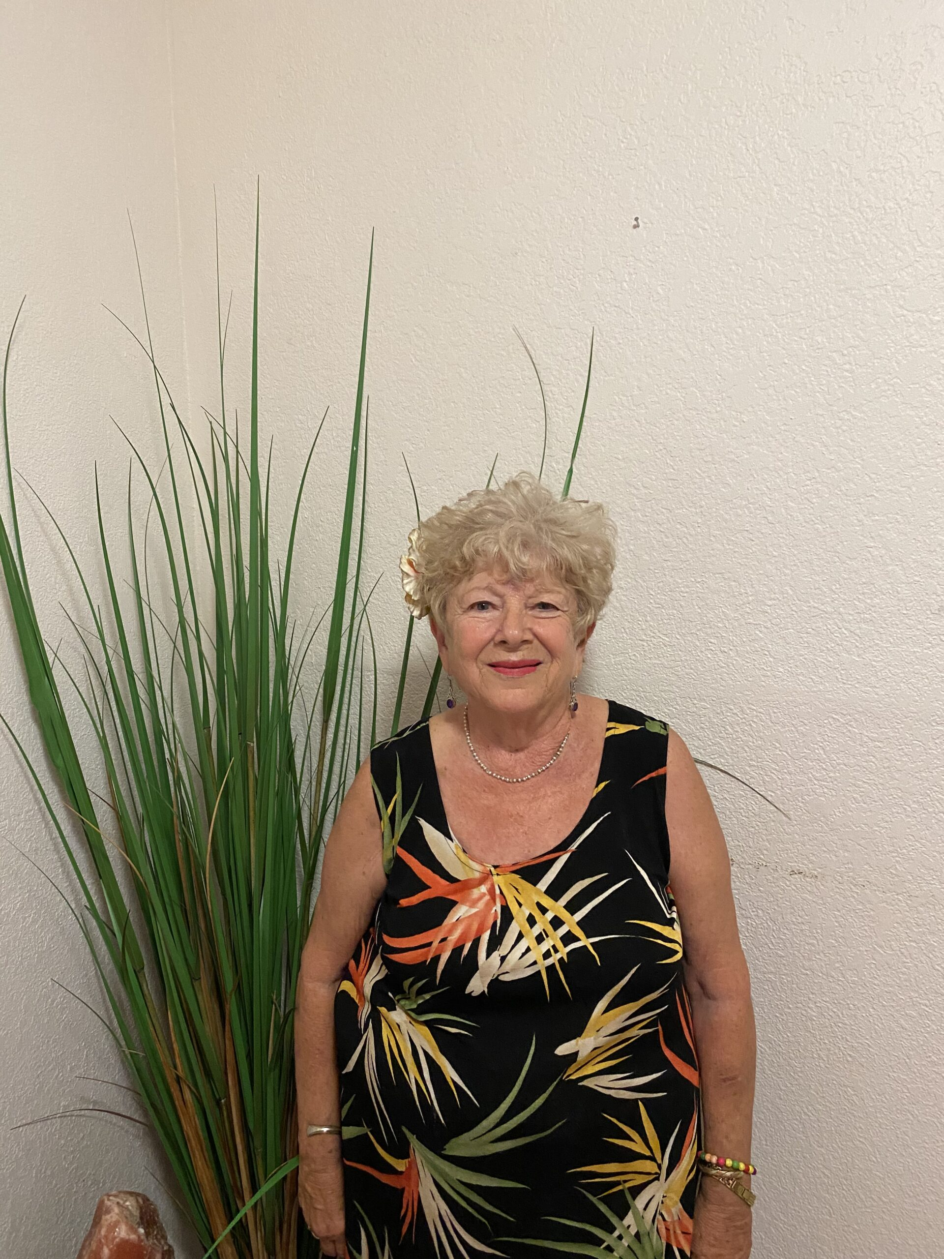 Photo of a certified acupressure, acupuncture and licensed massage therapist